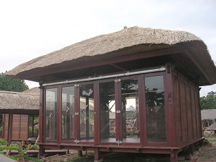 pre-fabrication bungalow