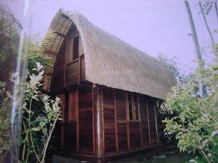 small bali pre fabrication house